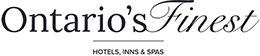 Ontario's Finest Hotels and Spas